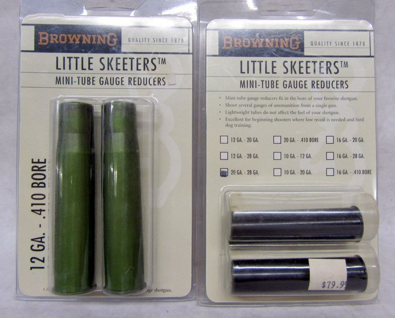 BOX LOT BROWNING LITTLE SKEETERS
