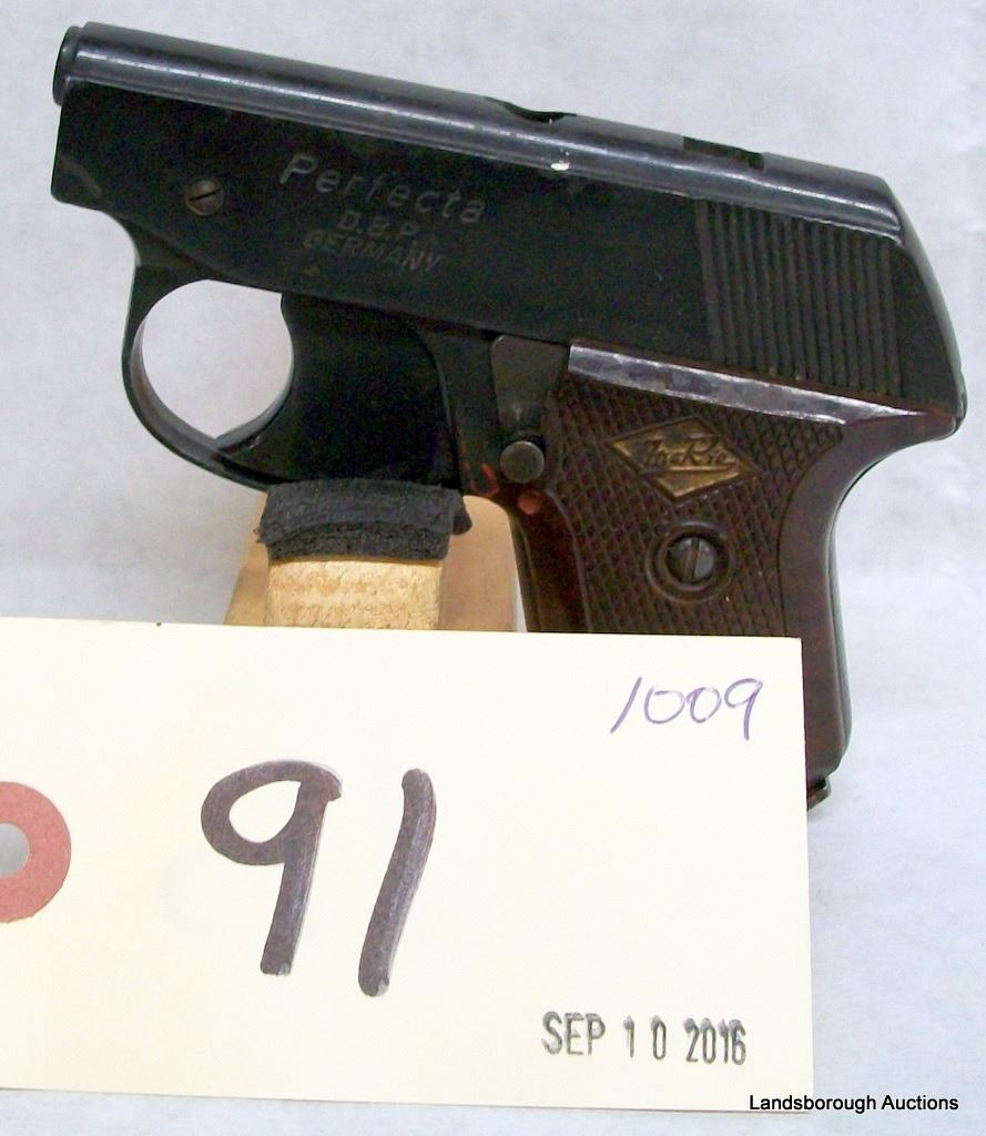 MAYER AND RIEM WALTHER STARTER PISTOL
