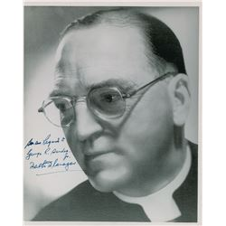 Father E. J. Flanagan