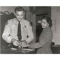 Rosa Parks and James Meredith