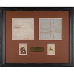 Robert E. Lee and U. S. Grant