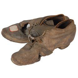 Confederate Brogan Shoes