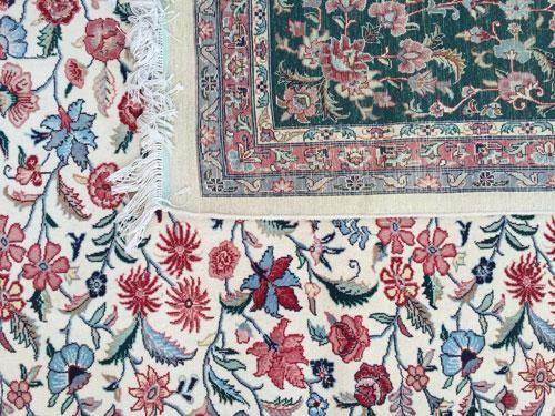Zelle-Sultan Design Silk Blend Kashan (171