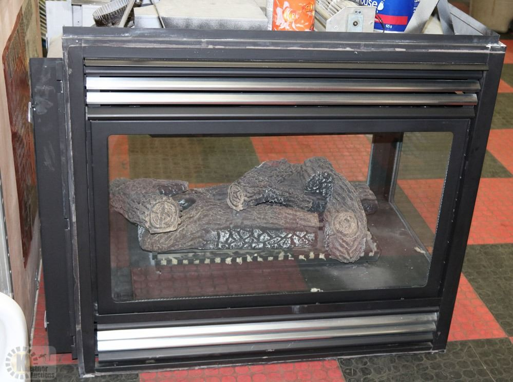 warnock hersey three sided gas fireplace with rh liveauctionworld com warnock hersey fireplace doors warnock hersey fireplace model kc-38-2