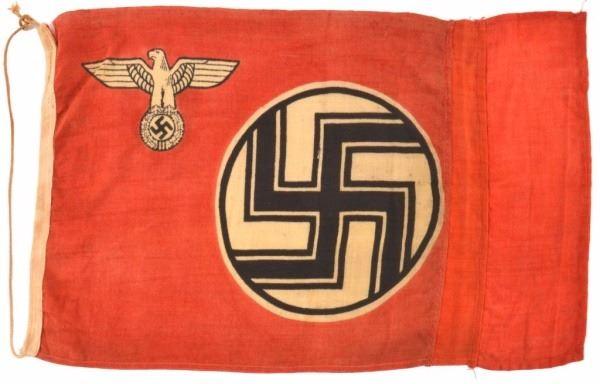 World War II Nazi German Flag