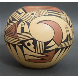 HOPI POTTERY JAR (SECAKUKU)