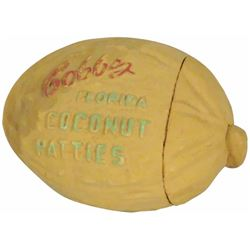 Cobb's Florida Coconut Patties Display