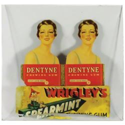 Dentyne Chewing Gum Wrigley's Decals