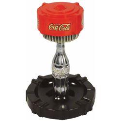 Coca Cola Match Dispenser and Ashtray