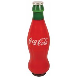 1920's Coca Cola Glass Bottle Lamp
