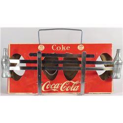 Coca Cola Diner Counter Condiment Guard