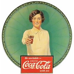 Coca Cola Festoon Center Piece
