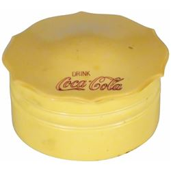 Coca Cola Celluloid Powder Box