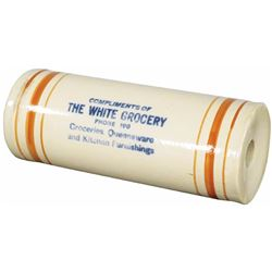 The White Grocery Stoneware Rolling Pin