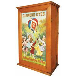 """Diamond Dyes """"Baloon"""" Dye Cabinet"""