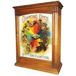 """Diamond Dyes """"Evolution of Woman"""" Dye Cabinet"""