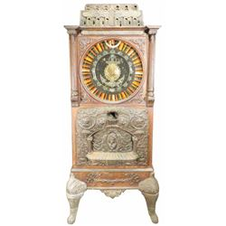 Caille Bros. New Century Upright Slot Machine