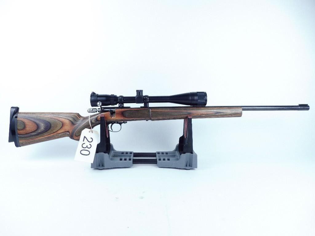 Competition grade Anschutz target rifle
