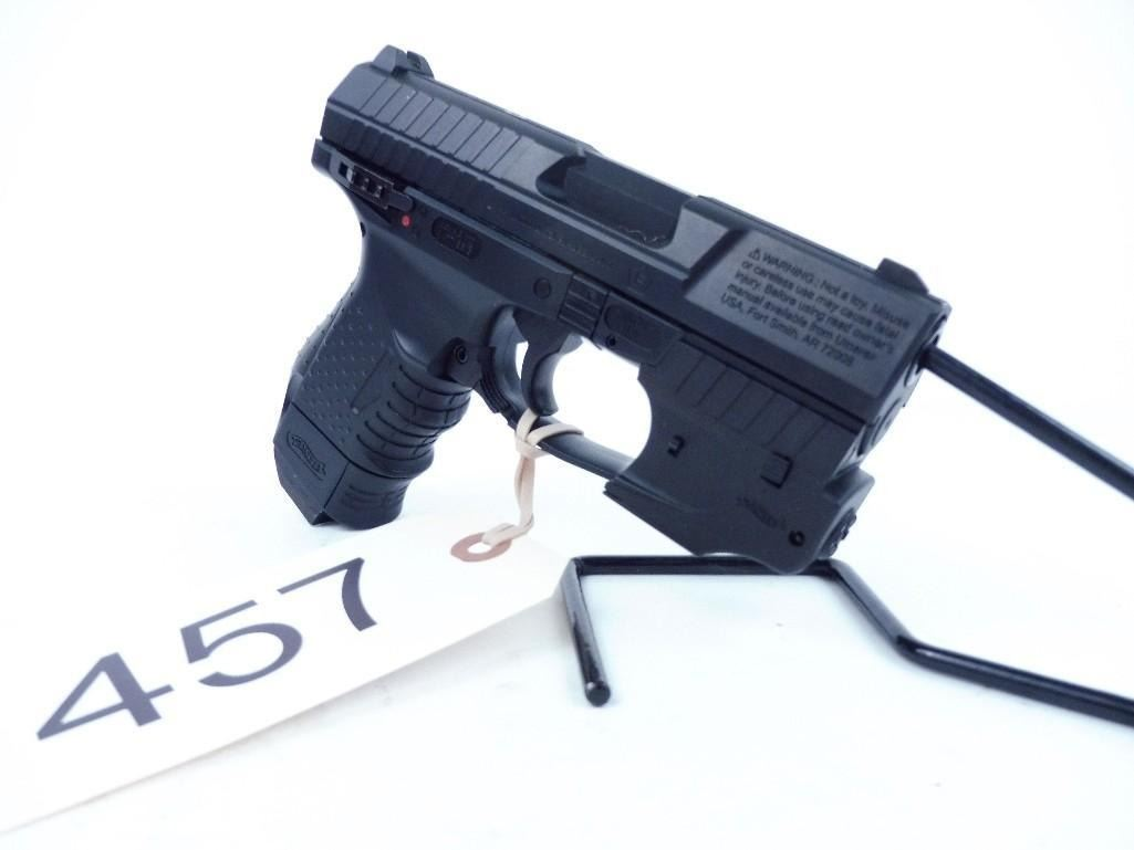 Walther CP99 Compact BB pistol w/ laser