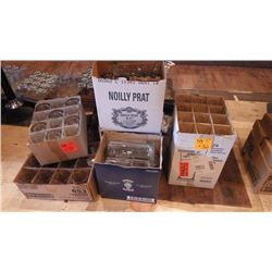 6 CASES OF VARIOUS BAR GLASSES
