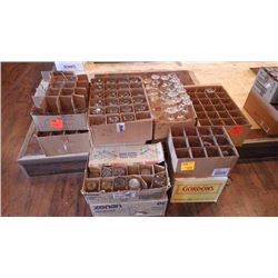 10 CASES OF VARIOUS BAR GLASSES