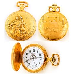 Seth Thomas Railway Watch