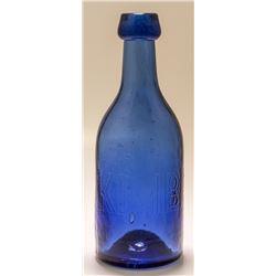McCrudden Campbell & Co. Soda Bottle