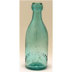 Bragg & Schaefer Soda Bottle