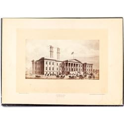 Rare, Early San Francisco Mint Print