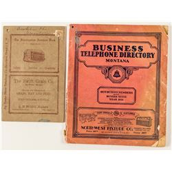 Montana Telephone Book and Business Directories