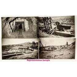 Butte Mining Photos