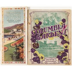 Two Columbia Garden Booklets