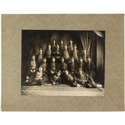 """Group Photo of """"Bagdad Shriners"""""""