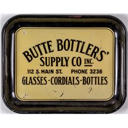 Rare Butte Bottlers' Beer Tray