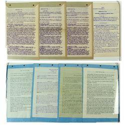 Helena House Bills & Mining Legals