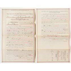 Territorial Commitment (Prison) Papers