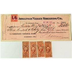 Montana and Leadville Revenue