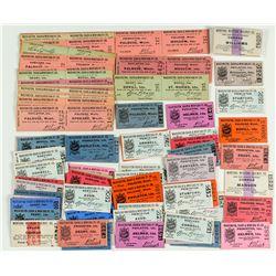 Montana Railway Tickets 2