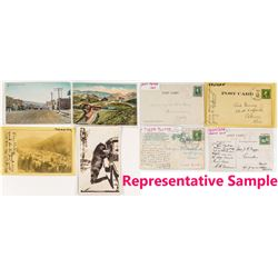 Cascade County Postal History and Postcard Collection