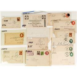 Ennis Postal Collection (Madison County, Montana)