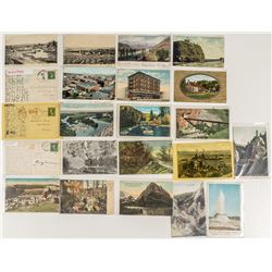 Fergus County Postal History and Postcard Collection