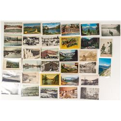Flathead County Postal History / Postcard Collection 2