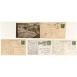 Hill County Postal History / Postcard Collection