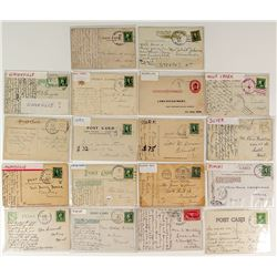 Lewis & Clark County Postal History and Postcard Collection