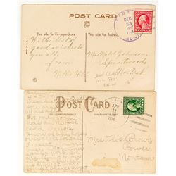 Pair of Liberty County, Montana Covers