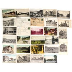 Madison County Postal History / Postcard Collection