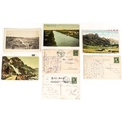 Richland County Postal History / Post Card Collection