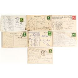 Valley County Postal History and Postcard Collection