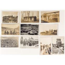 """Montana Country"" Postcards"