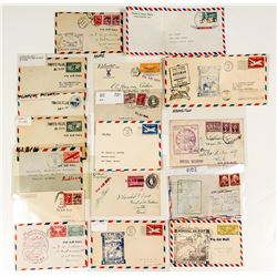 Air Mail Montana Collection